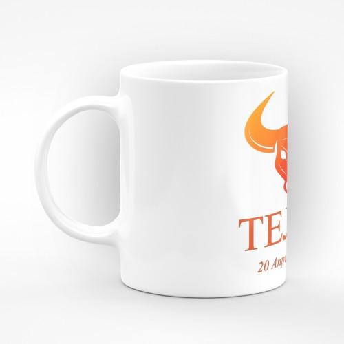 Чаша за зодия Телец