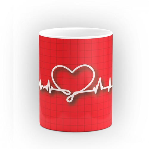 "Чаша ""Пулс"" - подарък за Свети Валентин"