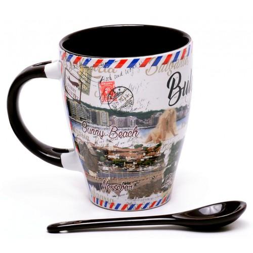 Сувенирна чаша с Българското Черноморие
