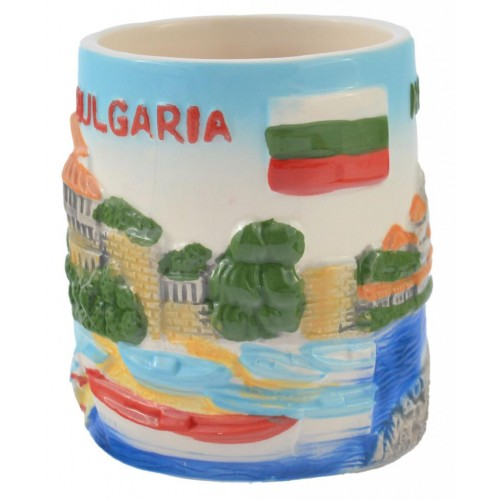 Сувенирна чаша от Несебър