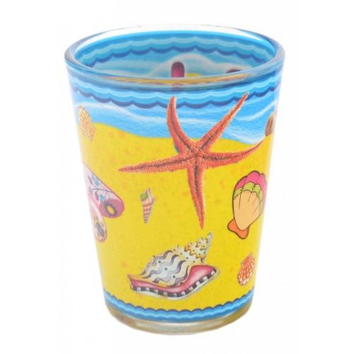 Сувенирен шот с морски мотиви