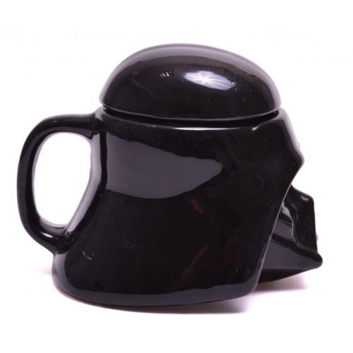 Порцеланова чаша с лика на Дарт Вейдър