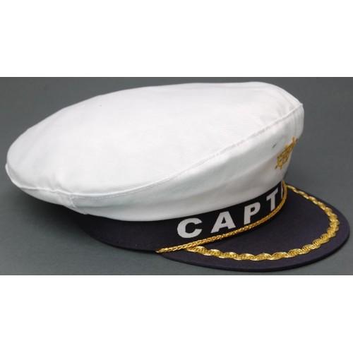 Капитанска шапка с бродерия