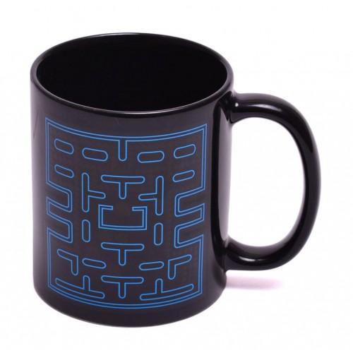 Магическа порцеланова чаша с декорация - pacman