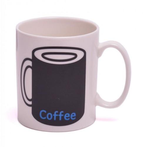 Магическа чаша за кафе с бутон like