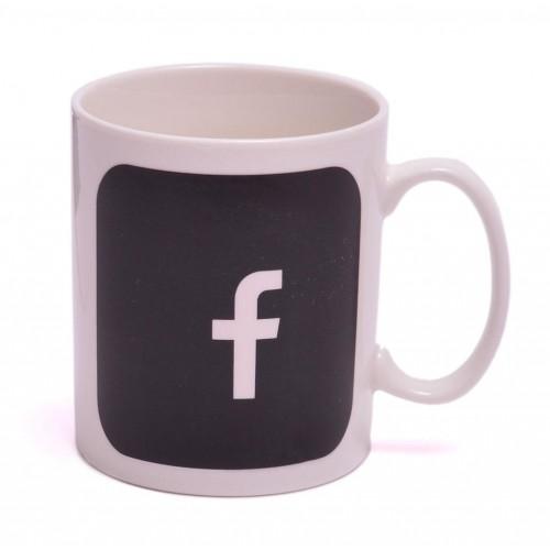 Магическа чаша с декорация-Facebook
