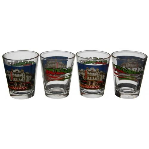 Комплект стъклени шотове Варна