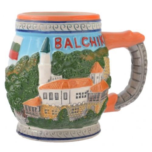 Сувенирна чаша - Балчик