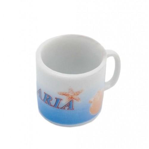 Сувенирна мини чашка - България