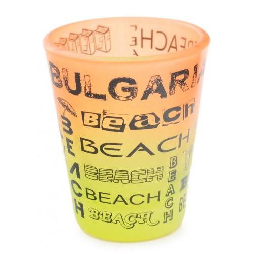Сувенирен шот - Bulgaria Beach