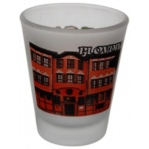 Комплект малки чаши - Пловдив