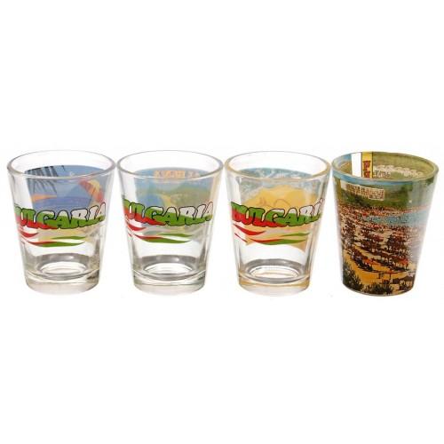 Комплект малки чаши - България